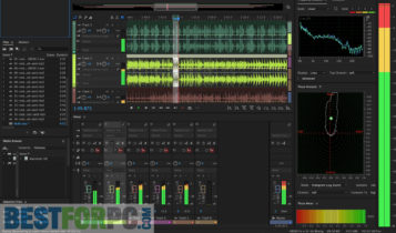 Adobe Audition CC Screenshot