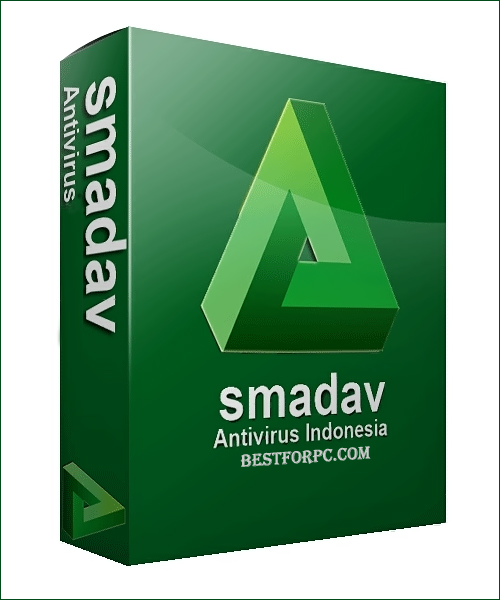 Smadav box