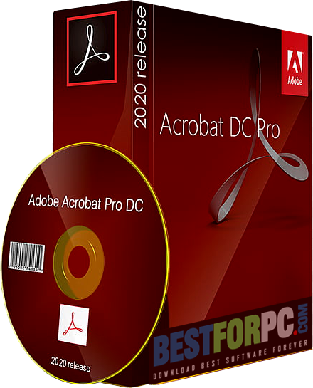 Adobe Acrobat Pro DC BOX
