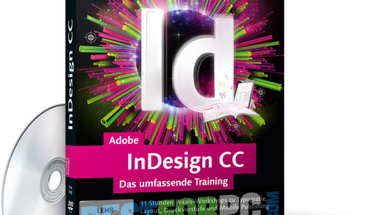 Adobe InDesign CC BOX