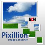 Pixillion Image Converter Plus logo Icon Box Screenshot