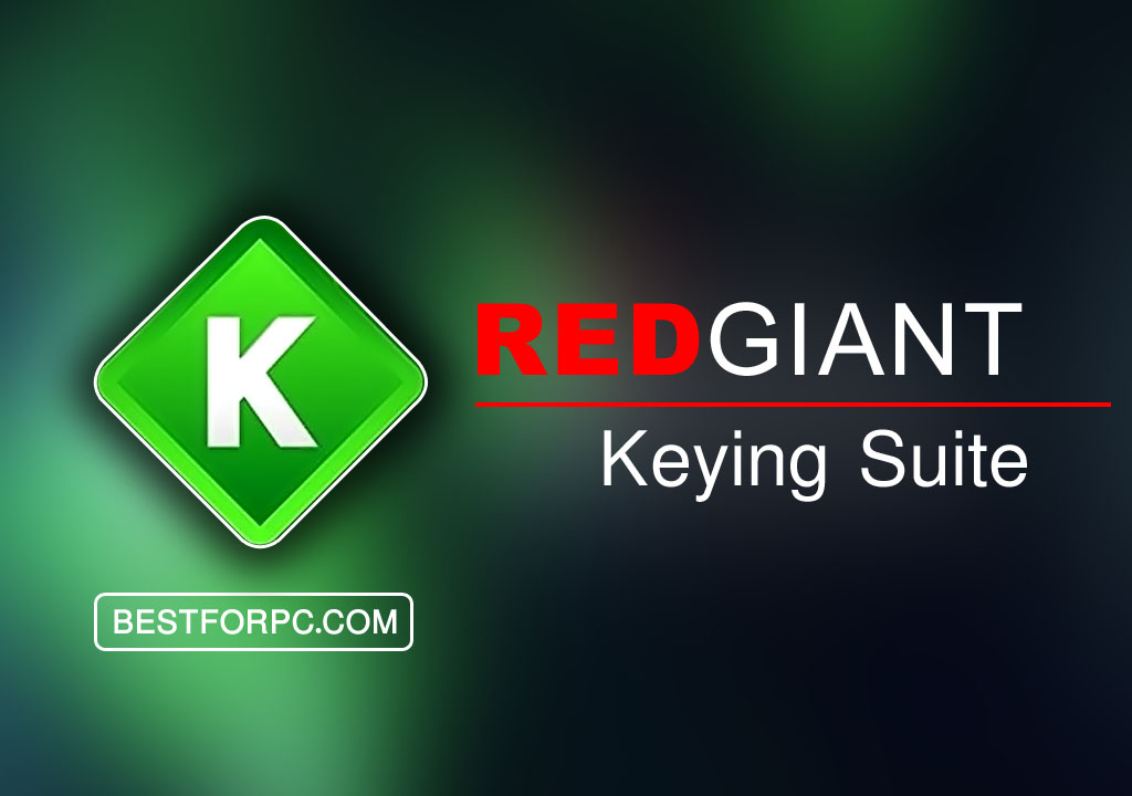 Red Giant Keying Suite Box Logo Icon Png