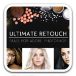 Ultimate Retouch Panel Photoshop Plug-in Box Logo