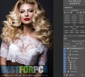 Ultimate Retouch Panel Photoshop Plug-in Download