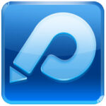 Wondershare PDF Editor Logo Icon Box Png