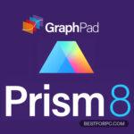 GraphPad Prism Logo Box Icon Screenshot 2020 Free Download