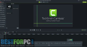 Camtasia Studio Screenshot