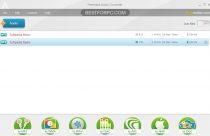 Free Audio Converter Screenshot