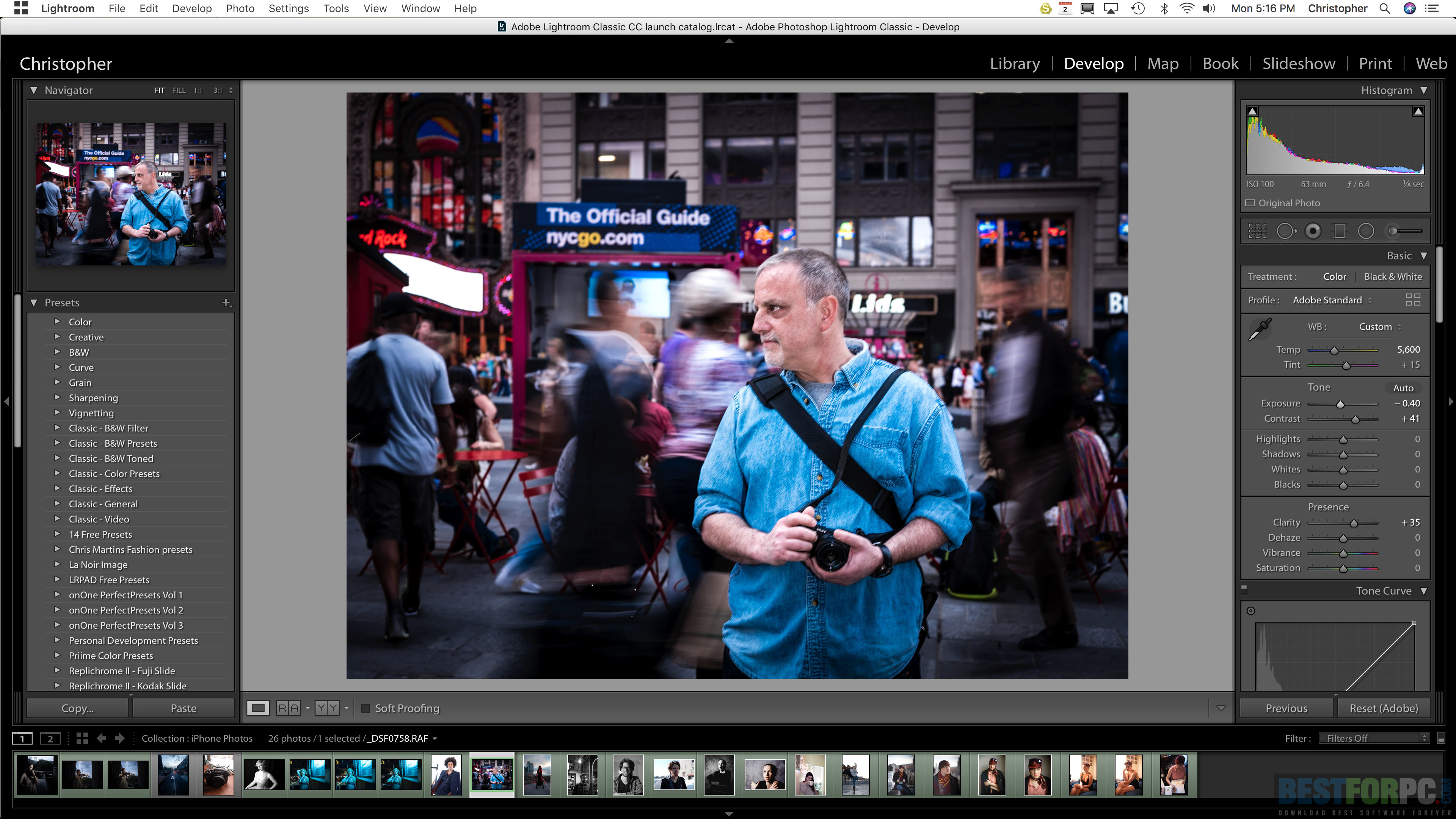 Adobe Photoshop Lightroom Classic CC 2019 Latest Version Download