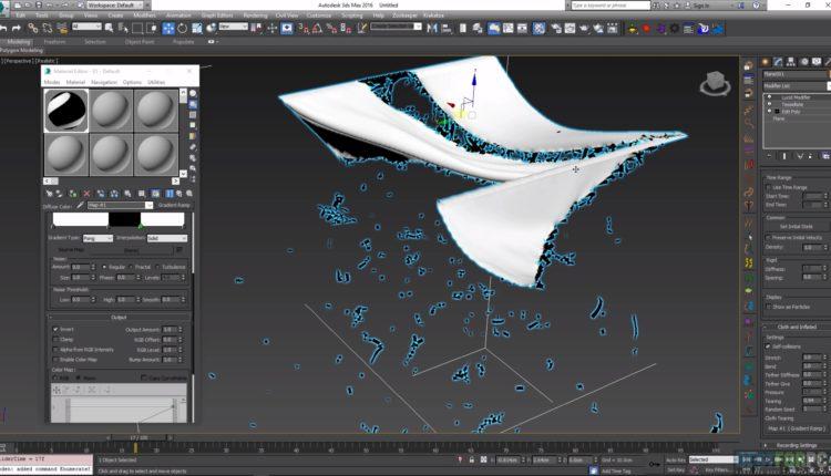Autodesk 3ds Max 2020 Screenshot