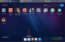 BlueStacks Screenshot