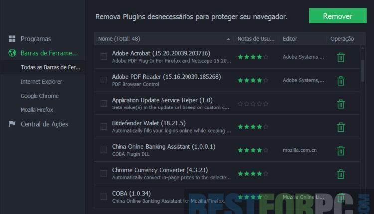 IObit Uninstaller Pro Screenshot