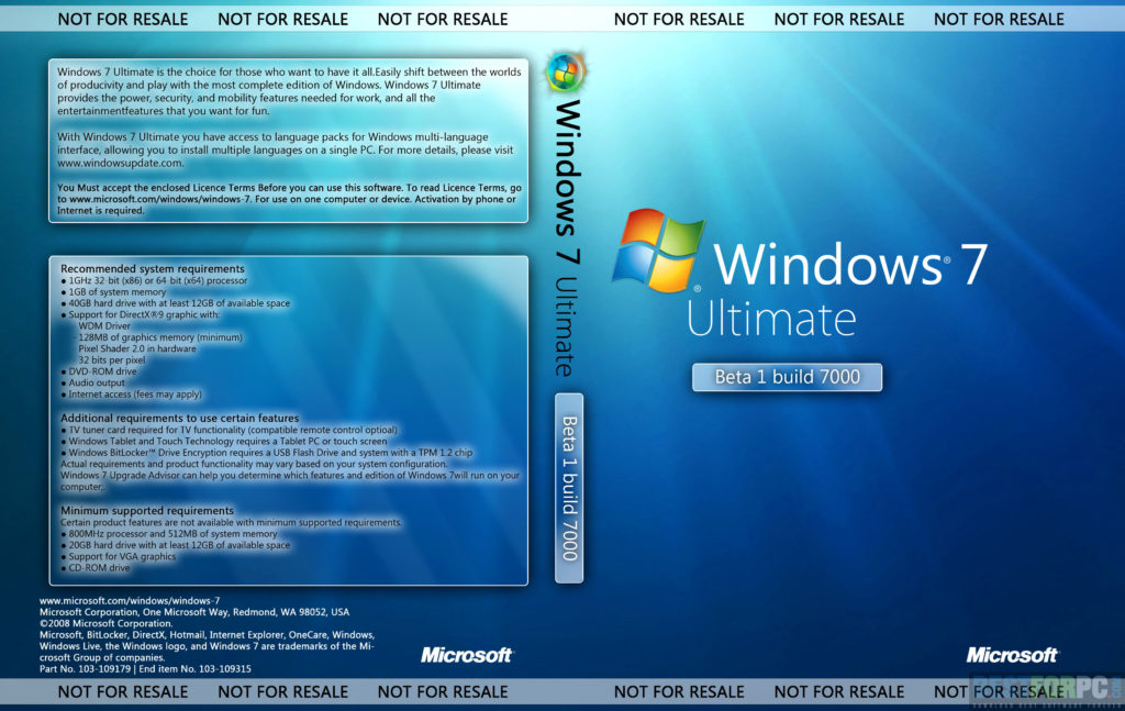 Windows 7 All in One ISO 32-Bit and 64-Bit 2019 Free Download